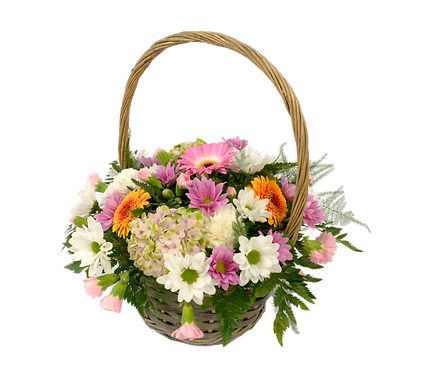 Rustic Basket . . starting from