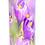 Personalised Custom Bespoke Ashes Scattering Tube Urn for Cremated Remains in Floral PURPLE LILAC design