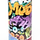 Personalised Custom Bespoke Ashes Scattering Tube Urn for Cremated Remains in a Hobby Interest GRAFFITI URBAN ART design