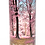 Custom Personalised Cremation Ashes Casket Urn Scenic Landscape PINK WOODLAND