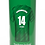 Personalised Custom Ashes Scatter Tube Football Team NORTHERN IRELAND
