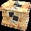 Thumbnail: Pet Ashes Casket OLIVE EFFECT