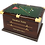 Personalised Custon Cremation Ashes Casket and Keep-Sake in SNOOKER TABLE POOLdesign