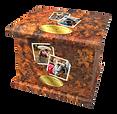 PET Cremation Ashes Casket Urn