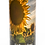 Personalised Custom Bespoke Ashes Scattering Tube Urn for Cremated Remains in Floral SUNFLOWERS design