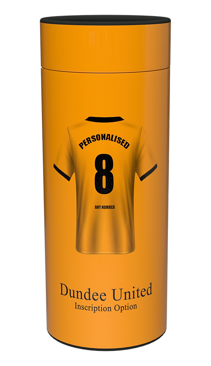 Custom Personalised Cremation Ashes Casket Urn FOOTBALL TEAM DUNDEE UNITED