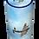 Custom Personalised Ashes Casket Urn Scatter Tube LANCASTER BOMBER