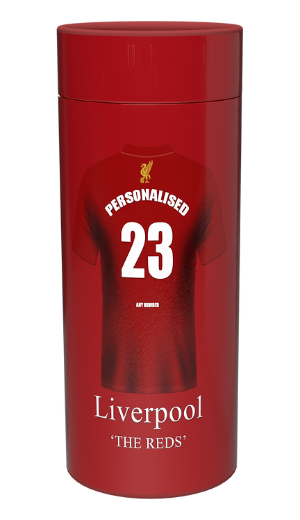 Custom Personalised Cremation Ashes Casket Urn FOOTBALL TEAM LIVERPOOL
