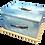 Custom Personalised Cremation Ashes Casket Urn SPITFIRE RAF PLANE