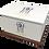 Custom Personalised Cremation Ashes Casket Urn FOOTBALL TEAM LEEDS UNITED