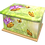 Custom Personalised Cremation Ashes Casket in FLORAL SPRING BUTTERFLIESdesign