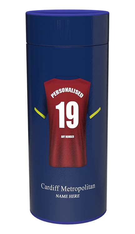 Custom Personalised Cremation Ashes Casket Urn FOOTBALL TEAM CARDIFF