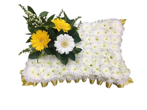 Funeral Tributes Floral Sympathy Flowers Floral Cushion
