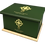 Custom Personalised Cremation Ashes Casket Urn CELTIC CROSS
