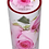 Custom Personalised Cremation Ashes Casket Scatter Tube Floral Design PINK ROSES