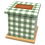 Thumbnail: Ashes Casket GINGHAM PEA POD