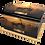 Custom Personalised Cremation Ashes Casket Urn HORSES PONY