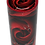 Custom Personalised Cremation Ashes Casket Scatter Tube Floral Design RED ROSE