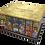 Custom Personalised Cremation Ashes Casket RELIGIOUS SPIRITUAL FAITH CATHOLIC LAST SUPPER