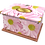 Custom Personalised Cremation Ashes Casket Urn GERBERA FLOWER FLORAL