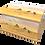 Personalised Custom Ashes Cremation Casket EYGPTIAN PYRAMIDS