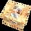 Custom Personalised PET Animal Cat Dog Ashes Casket Urn In Wood Design