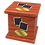 Thumbnail: Pet Ashes Casket MAHOGANY EFFECT