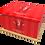 Custom Personalised Cremation Ashes Casket Urn FOOTBALL BRISTOL CITY
