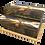 Custom Personalised Cremation Ashes Casket Urn SCOTTISH HIGHLAND STAG