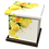 Personalised floral yellow roses design Cremation Ashes Caskets and Urns