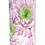 Personalised Custom Bespoke Ashes Scattering Tube Urn for Cremated Remains in Floral PURPLE design