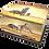 Thumbnail: Ashes Casket AFRICAN SAFARI