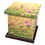 Custom Personalised Cremation Ashes Casket in WILD FLOWER MEADOW GARDEN design
