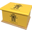 Custom Personalised Cremation Ashes Casket Urn FOOTBALL TEAM CAMBRIDGE UNITED