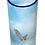 Custom Personalised Ashes Casket Urn Scatter Tube RAF EURO FIGHTER