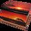 Thumbnail: Ashes Casket SAVANNAH SUNSET