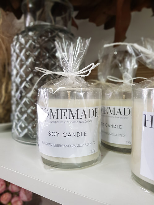 Soy Candle 250g