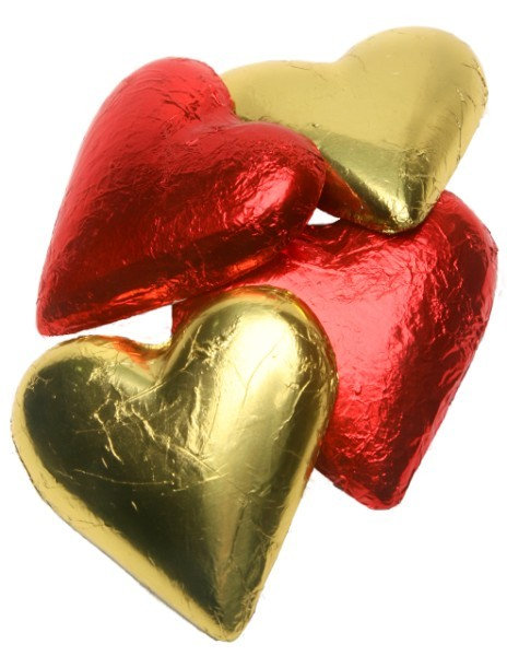 Red Heart Chocolate