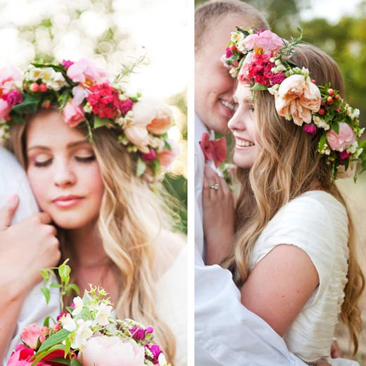 Flower Crowns from $95