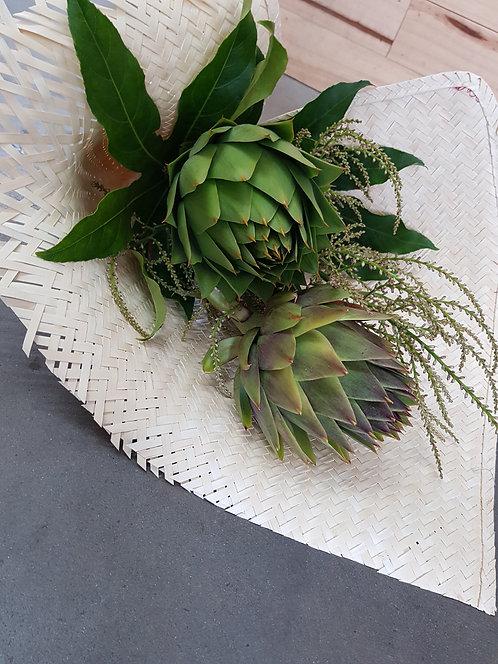 Edible Flowers Artichokes