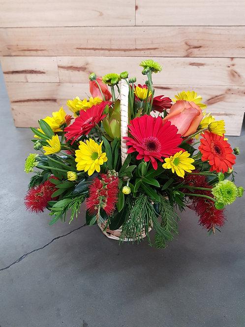 Bright Florist Choice Basket