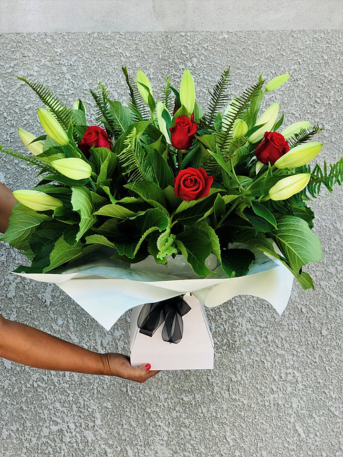 Vox Box Lilies & Roses