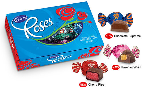 225g Cadbury Roses Chocolates