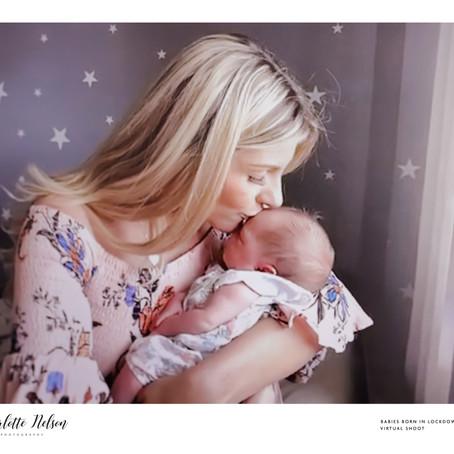 Meet Baby Holly Born in Lockdown 2020
