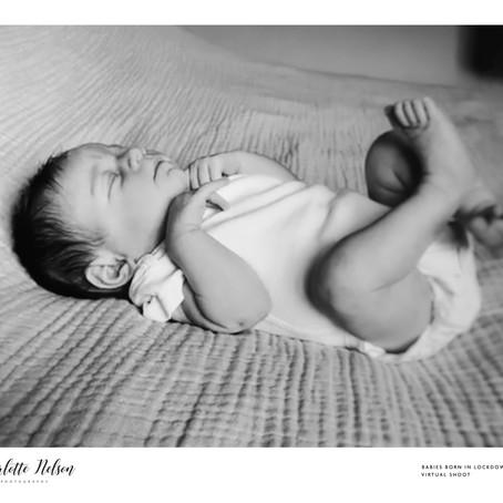 Meet Baby Freya Born in Lockdown 2020