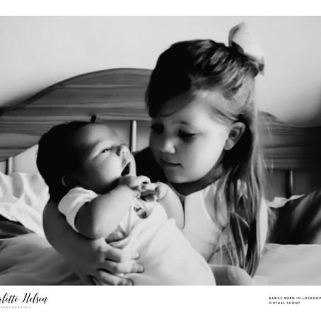 Baby Leon Born in Lockdown 2020