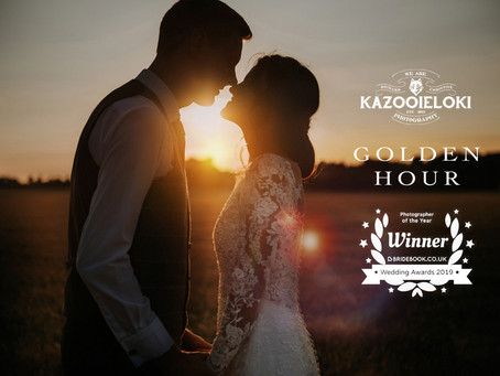 The Golden Hour: Sunset Portraits by Kazooieloki Lincolnshire Wedding Photographer 2019 UK Wedding P