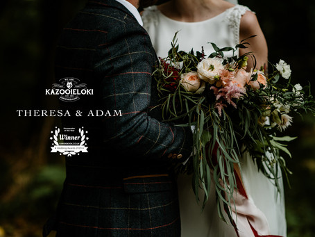 Theresa & Adam: Rocking Pumping House Wedding by Kazooieloki Lincolnshire Wedding Photohrapher