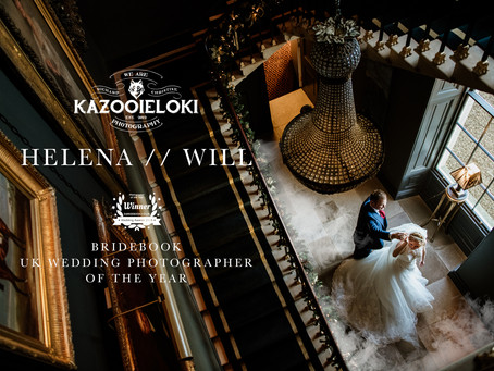 Helena & Will: Stubton Hall Wedding by Kazooieloki Photography