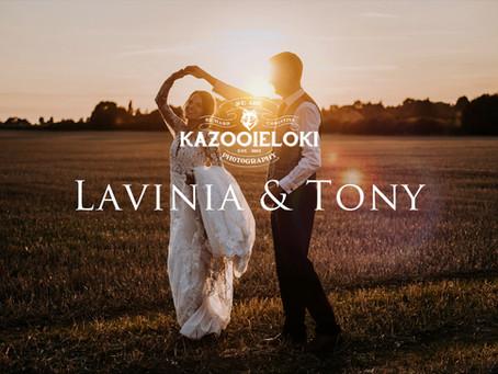 Lavinia & Tony: Hemswell Court Wedding by Kazooieloki Lincolnshire Wedding Photographer